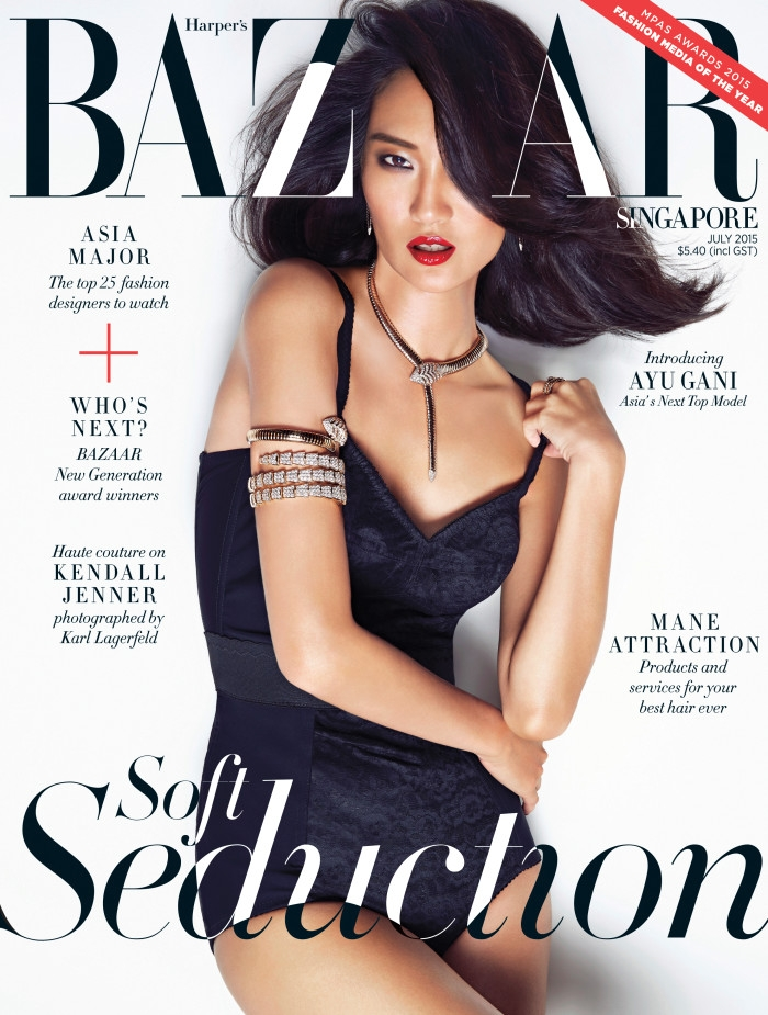 BAZAAR SINGAPORE - 2015