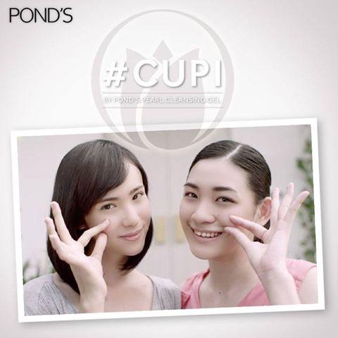 For POND's - CUPI