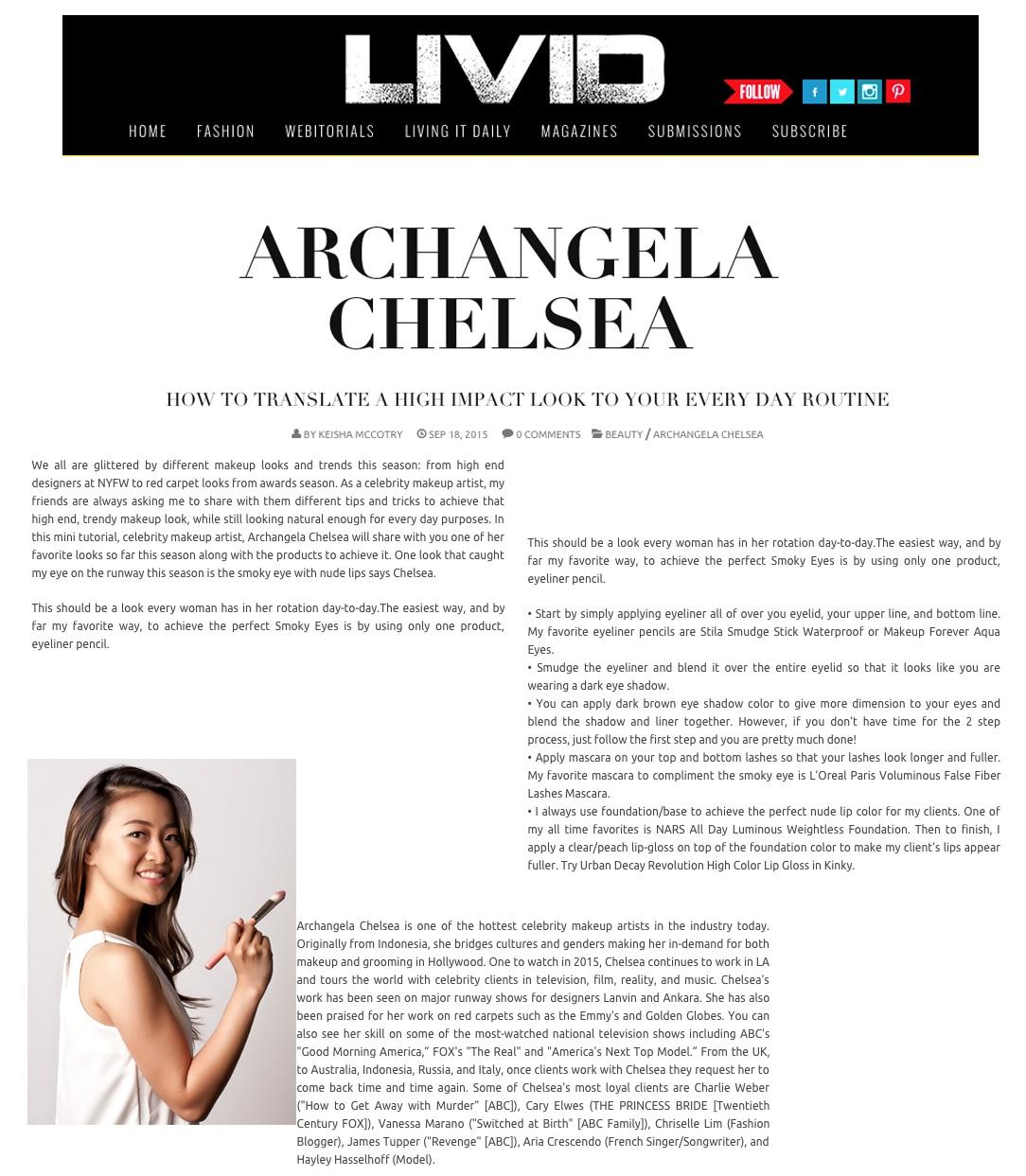 Livio Magazine