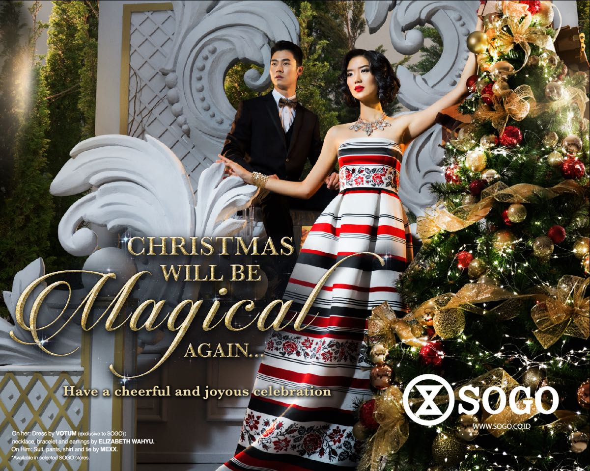 SOGO Christmas 2016