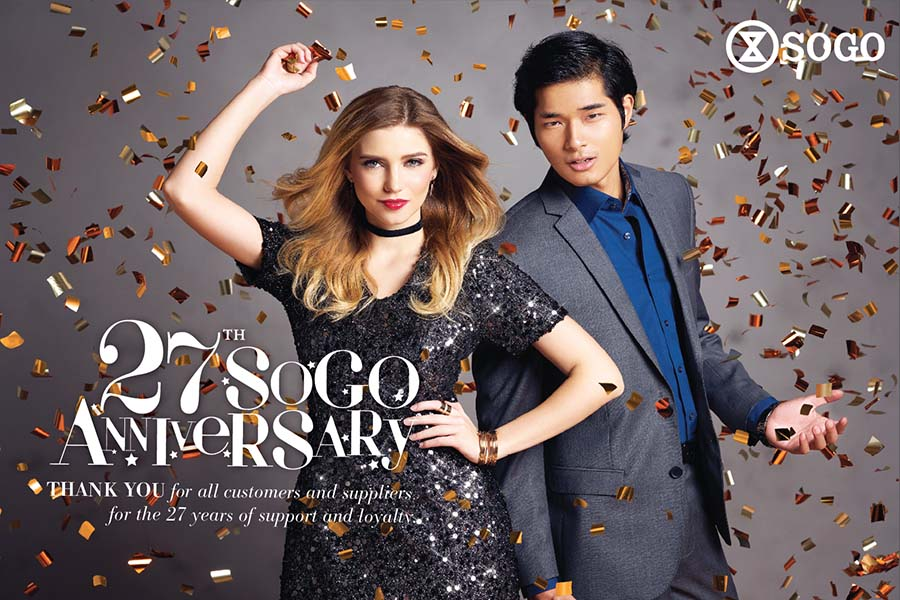 SOGO 27 Anniversary