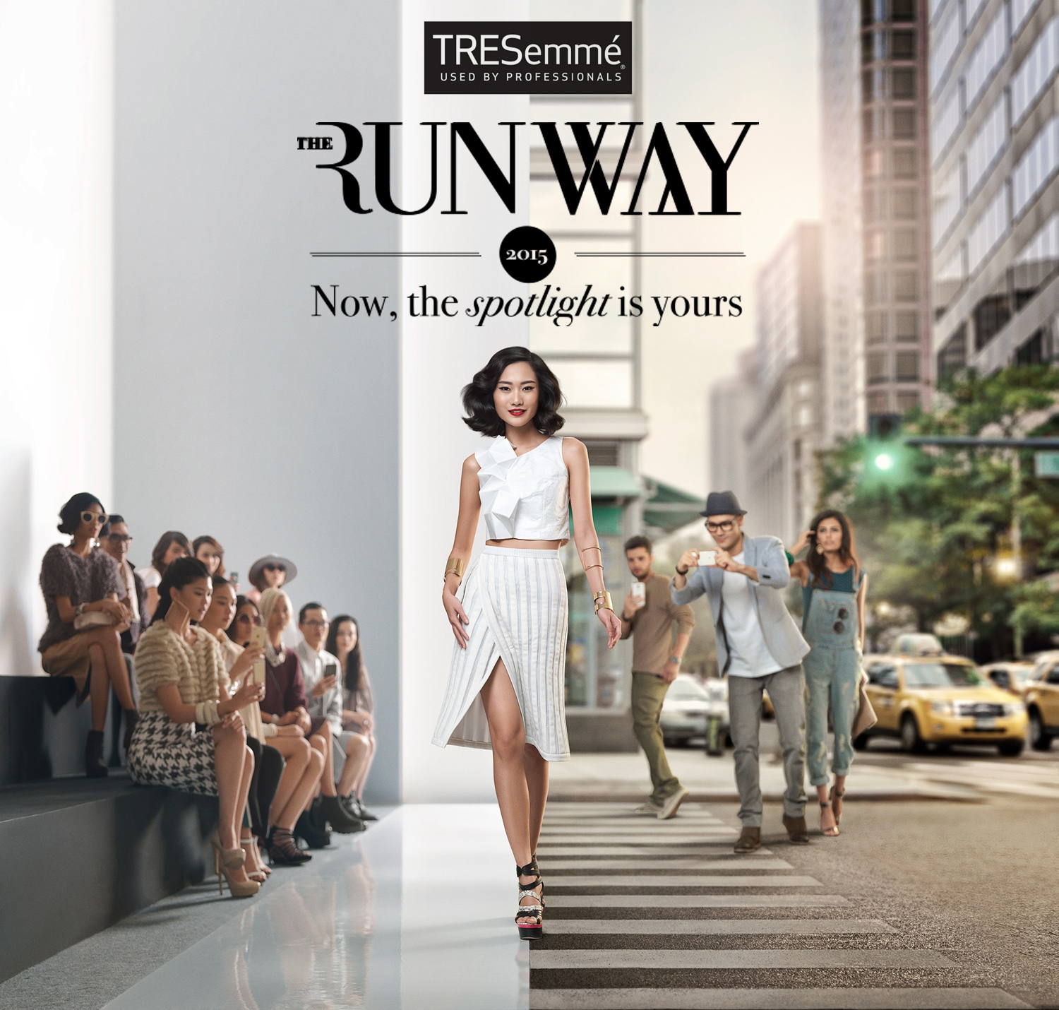 TRESEmme - Runway Project
