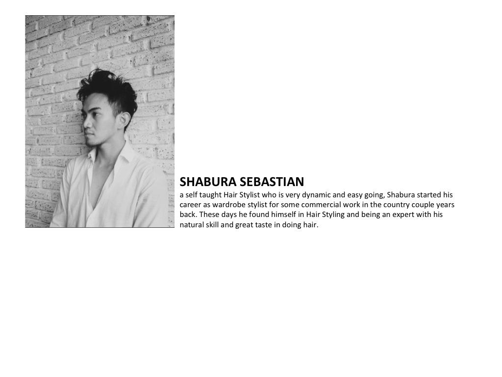 Profile Shabura Sebastian