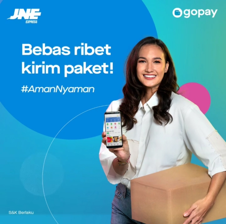 GOPAY Adverstising