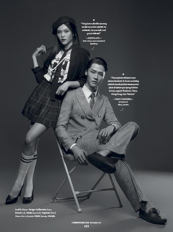 HAN for Cosmopolitan Indonesia