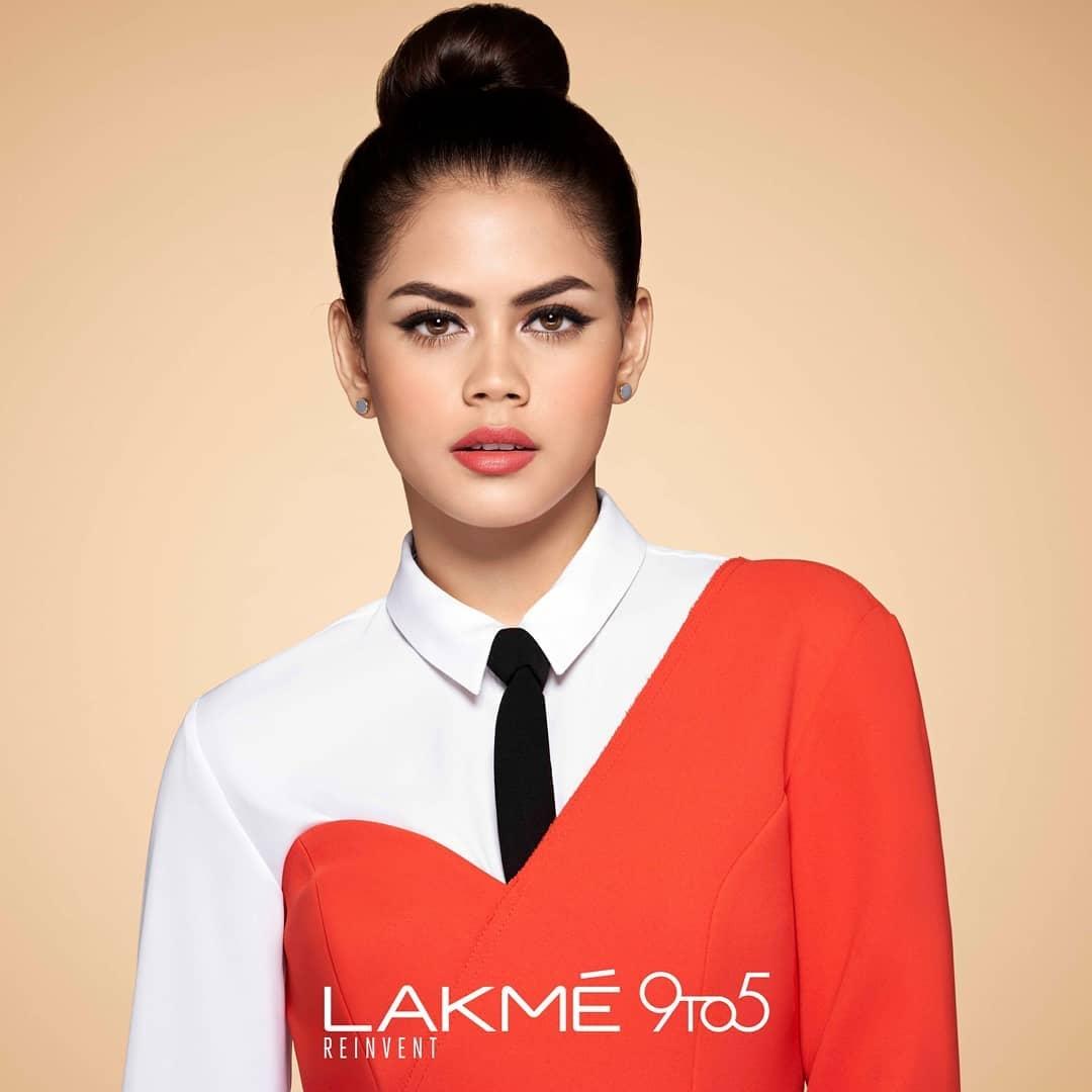 Yoland Handoko for LAKME 9TO5