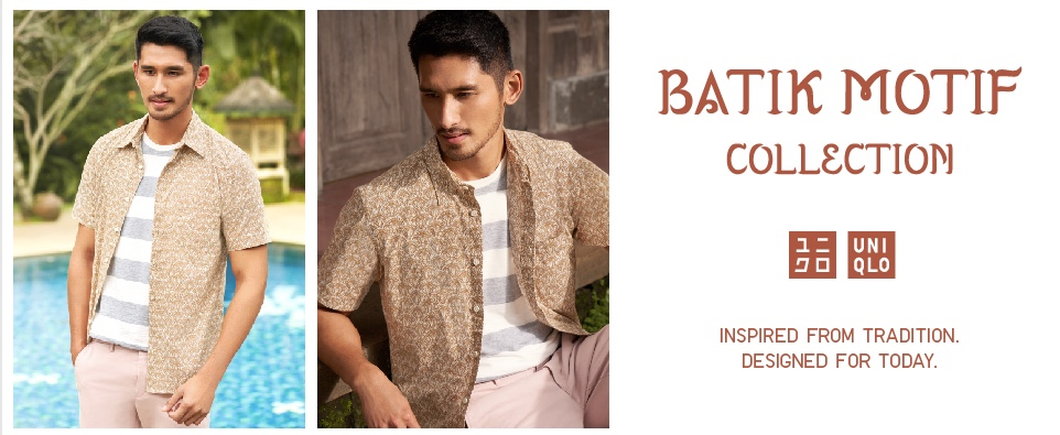 UNIQLO - Batik Collection 2018