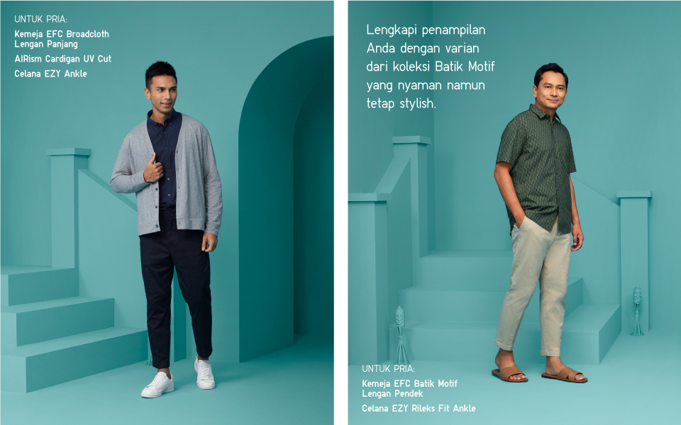 UNIQLO South East Asia Raya Collection 2019