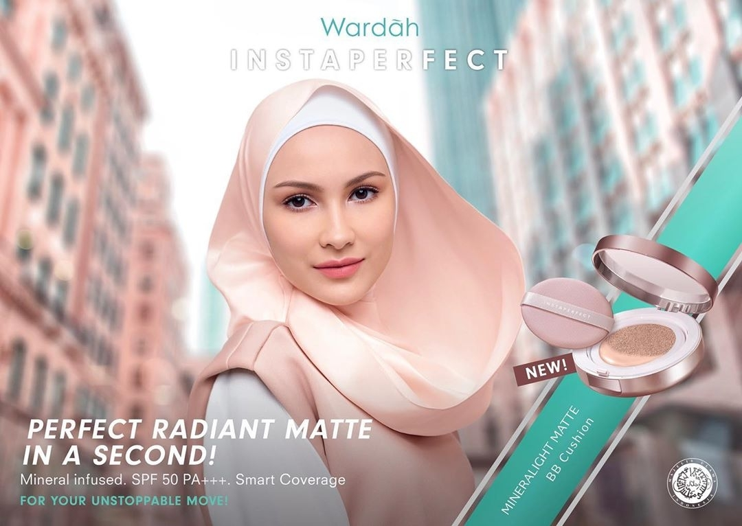 Imelda for INSTAPERFECT BY WARDAH