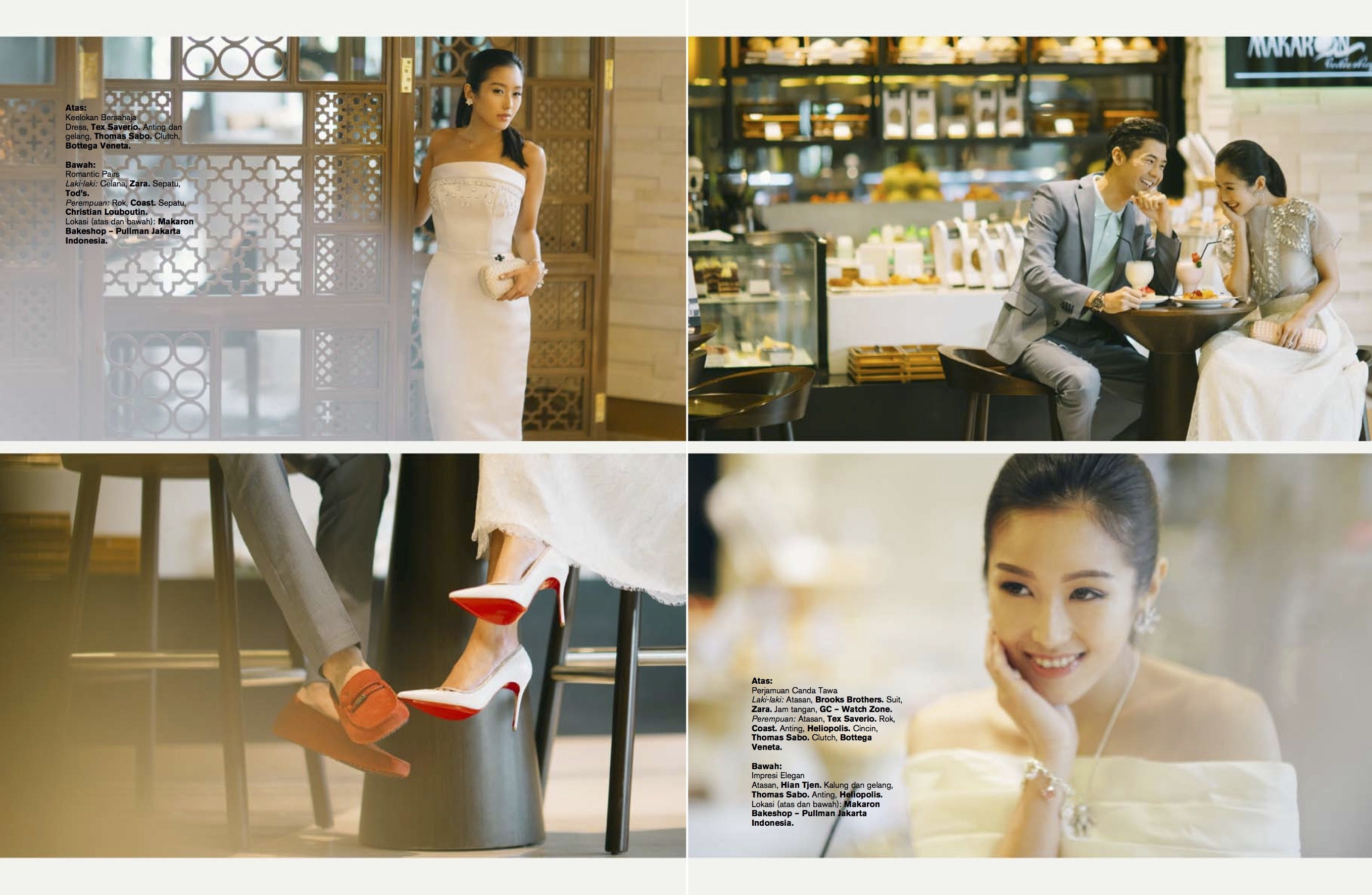 BAZAAR - Wedding 2015