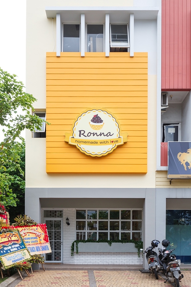 RONNA PASTISERIE