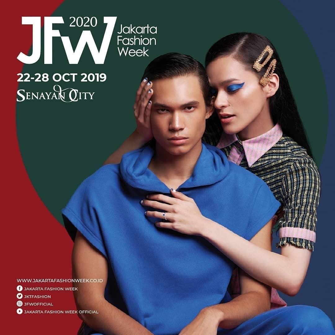 Yoland handoko for JAKARTA FASHION WEEK 2020