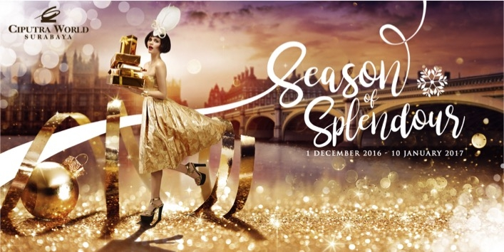 Ciputra World Season of Splendour 2016