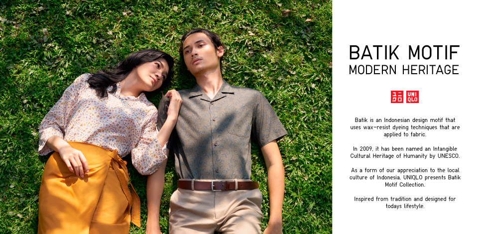 UNIQLO - Batik Collection 2017