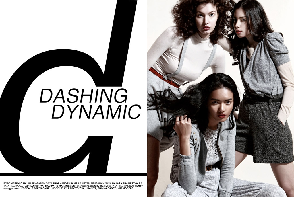 Dashing Dynamic