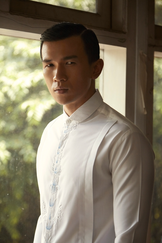Photo by Achmad Ekky. Wearing Albert Yanuar Men